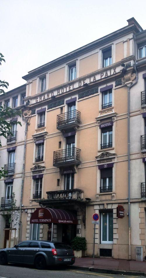 Hotel Terminus-de la Paix