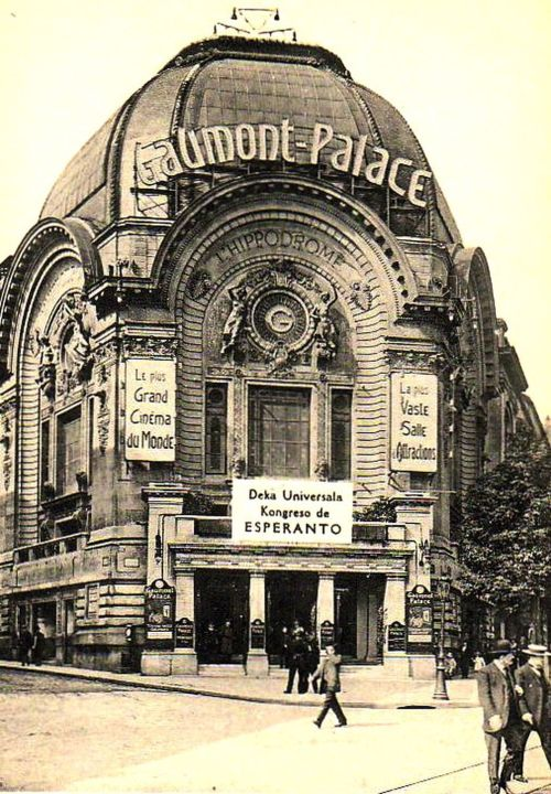 Gaumont Palace - 10a UK -1914