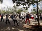 Kubanoj gimnastikas publike