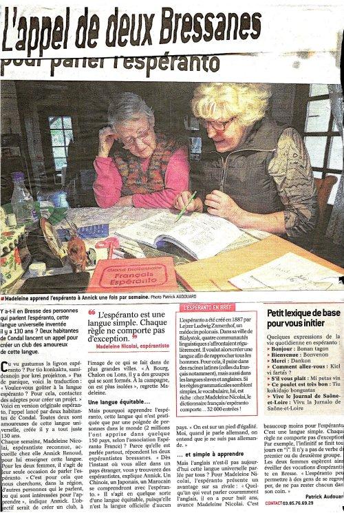 artikolo_el_Journal_de_Saône_et_Loire